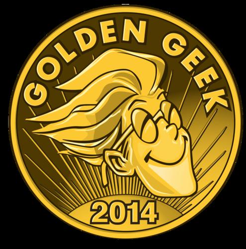 Ceny Golden Geek 2014 byly vyhlášeny