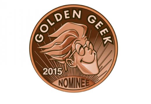 Jaké jsou nominace na cenu Golden Geek 2015