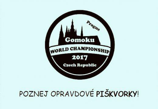 V létě se v Praze uskuteční mistrovství světa v piškvorkách