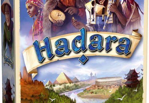 Ve hře Hadara vybudujte novou civilizaci