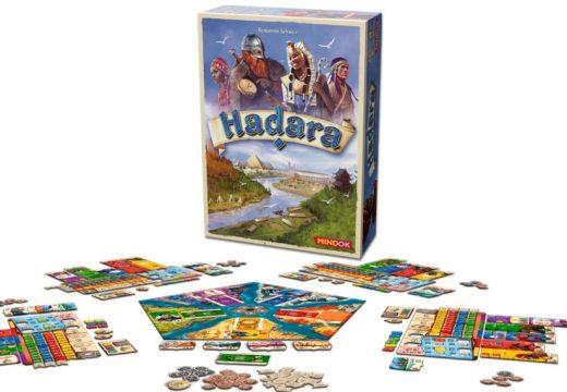 Soutěž o hru Hadara