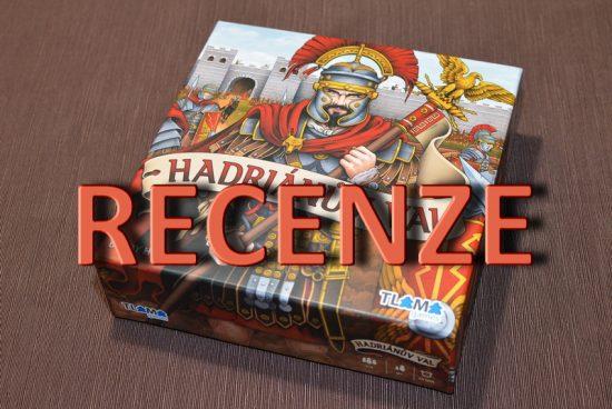 Recenze: Hadriánův val