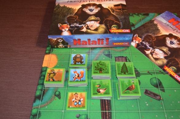 Halali-náhled