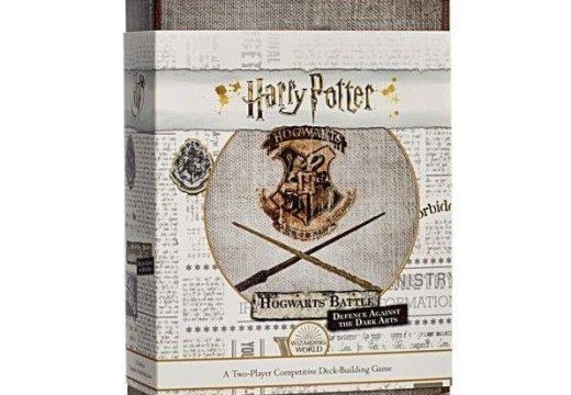 REXhry připravují Harryho Pottera pro 2 hráče