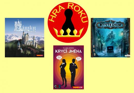 Jaké jsou nominace na Hru roku 2016