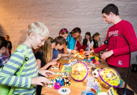 Pozvánka: Výstavu Hry a hlavolamy můžete navštívit 13.–16. září v Praze