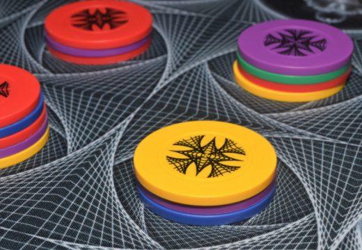 Hypergrid je abstraktní hra s velkou dynamikou a taktičností