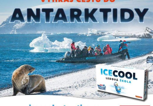 Natočte cvrnkací video s IceCool a vyhrajte cestu do Antarktidy