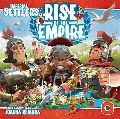 Hra Settlers: Zrod impéria bude mít rozšíření Rise of the Empire