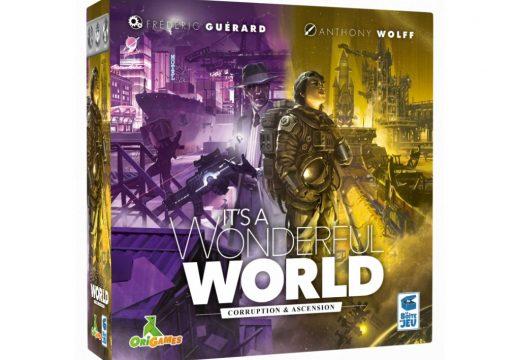 Obohaťte si hru It's a Wonderful World o nové možnosti