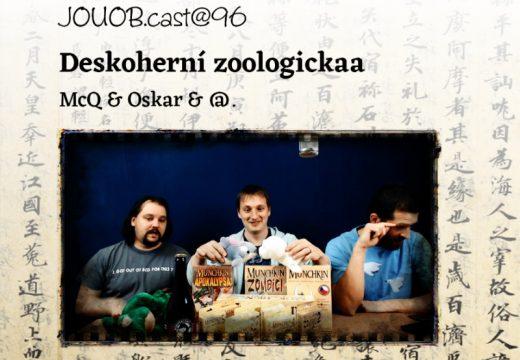 JOUOBcast@96: Deskoherní zoologickaa