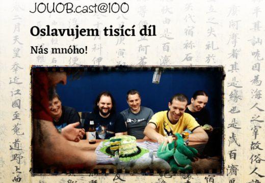JOUOBcast@100: Oslavujem tisící díl
