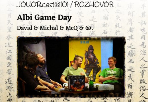 JOUOB.cast@101 – ROZHOVOR: Albi Game Day
