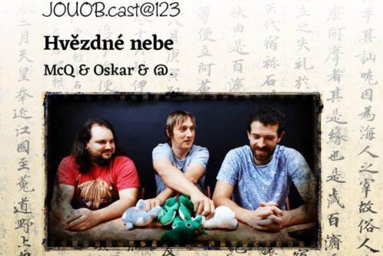 JOUOB.cast@123: Hvězdné nebe