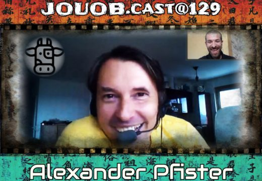 JOUOB.cast@129 – INTERVIEW: Alexander Pfister [ENG]