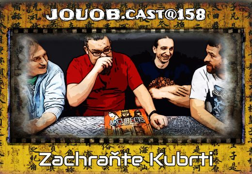 JOUOB.cast@158: Zachraňte Kubrti