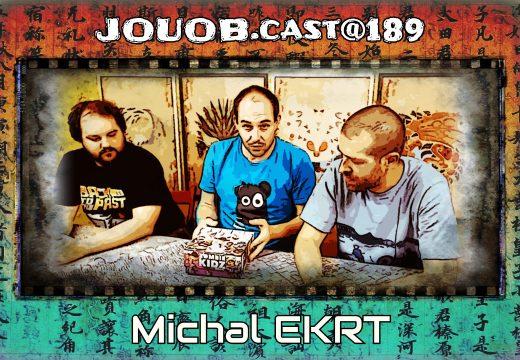 JOUOB.cast@189 – ROZHOVOR: Michal EKRT – Blackfire
