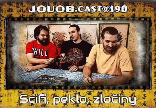 JOUOB.cast@190: Scifi, peklo, zločiny