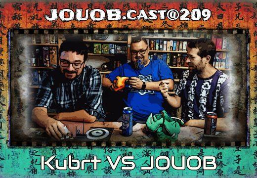 JOUOB.cast@209 – ROZHOVOR: Kubrt VS JOUOB