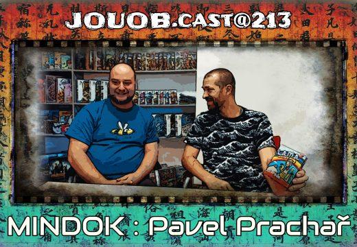 JOUOB.cast@213 – ROZHOVOR: Pavel PRACHAŘ & MindOK
