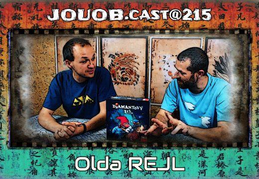 JOUOB.cast@215 – ROZHOVOR: Oldovy deskovky