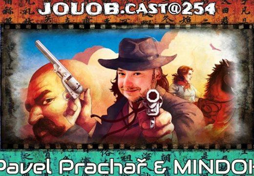 JOUOB.cast@254 – ROZHOVOR: Pavel Prachař & MindOK