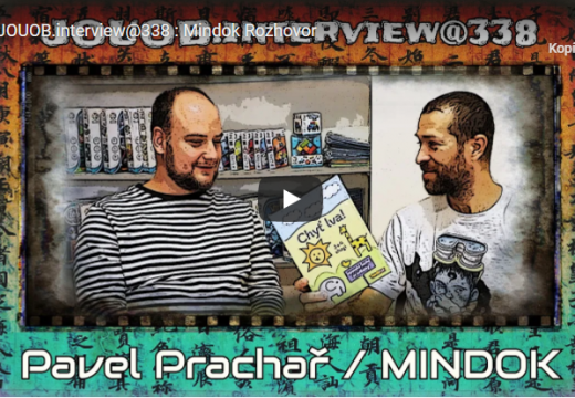 JOUOB.interview@338: Mindok Rozhovor