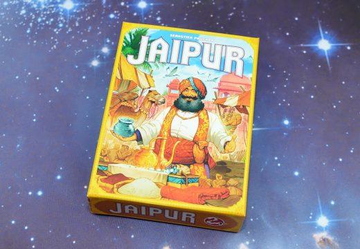 Recenze: Jaipur je obchodní hra pro dva
