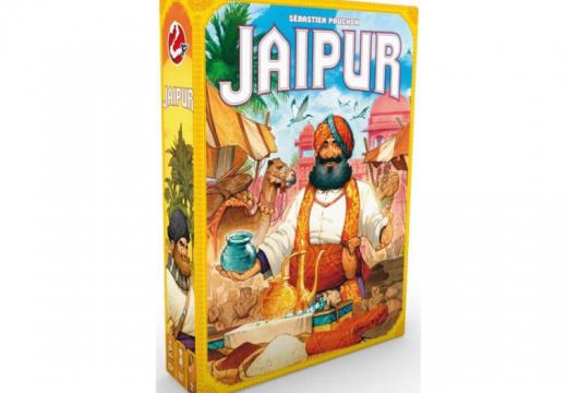 Obchodní hru Jaipur pro dva připravuje Blackfire