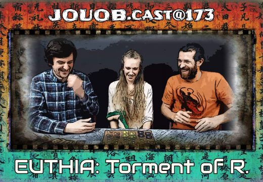 JOUOB.cast@173 – ROZHOVOR: Euthia – Torment of Resurrection