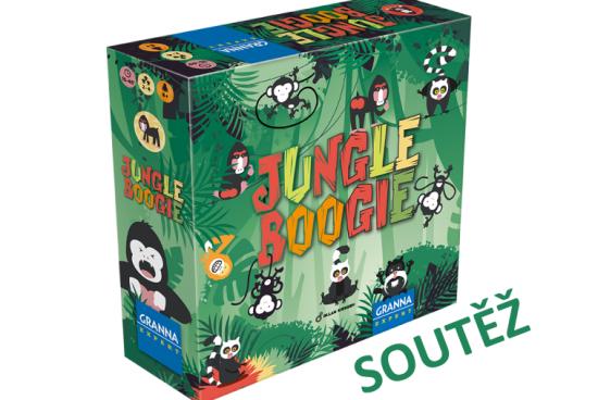Soutěž o hru Jungle Boogie