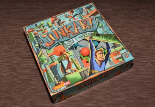 Junk Art: Umění z odpadu je nová stavěcí hra