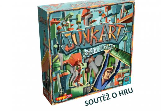 Soutěž o hru Junk Art: Umění z odpadu
