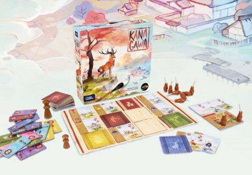 Soutěž o hru Kanagawa