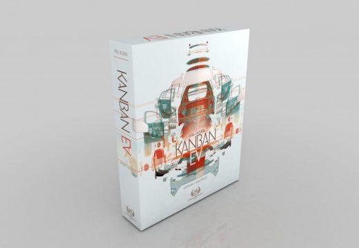 Nová edice hry Kanban EV je již dostupná