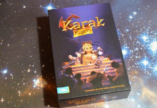Regent chce opět obsadit Karak
