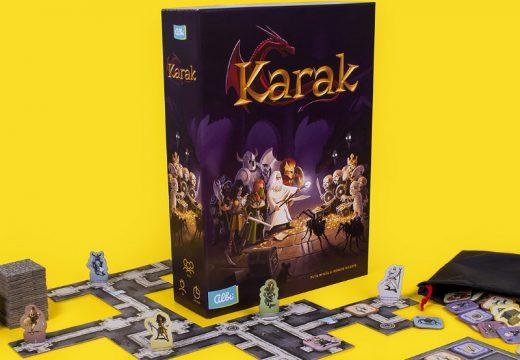 Vyzkoušejte Karak, původní českou rodinnou hru