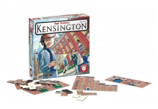 Ve hře Kensington se stanete staviteli
