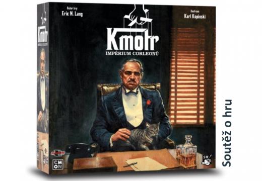 Soutěž o hru Kmotr: Impérium Corleonů