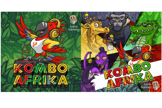 Soutěž: Zvolte podobu krabice pro novou hru Kombo Afrika