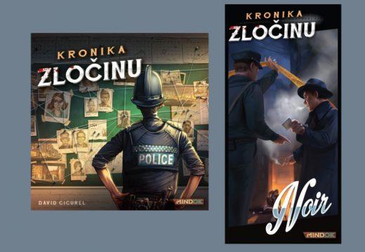 Kronika zločinu pokračuje ve stylu Noir