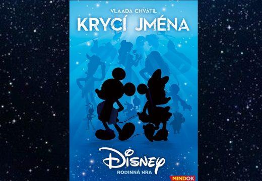 Pohádková Krycí jména Disney právě dorazila