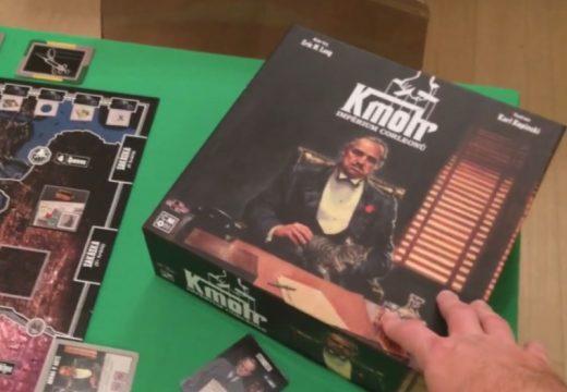 Hráč Kubrt představuje hru Kmotr: Impérium Corleonů