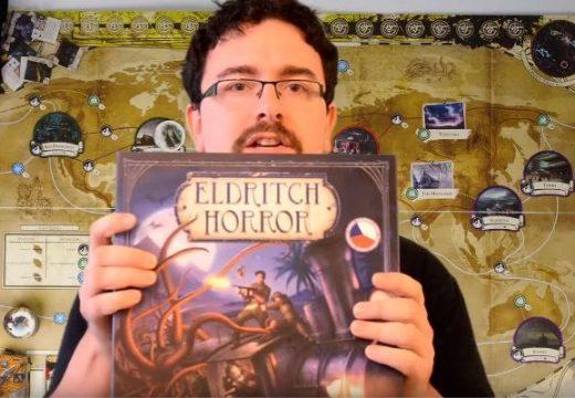 Hráč Kubrt recenzuje hru Eldritch Horror