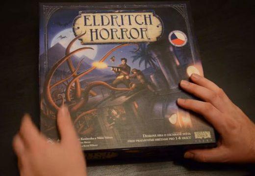 Hráč Kubrt představuje Eldritch Horror