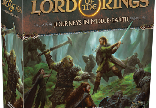 Novinka FFG The Lord of the Rings: Journeys in Middle-Earth vyjde v češtině