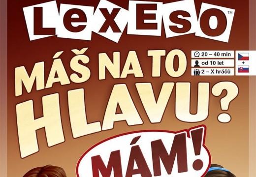 LeXEso je nová hra se slovy