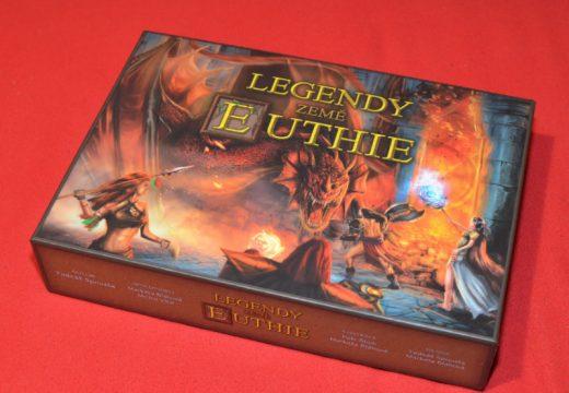 Legendy země Euthie jsou tu i se svými hrdiny