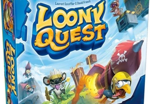 Loony Quest pro potrhlé čárostřelce