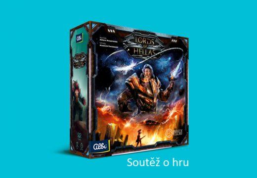 Soutěž o výpravnou hru Lords of Hellas